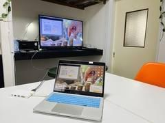 【会議室】Y'sROOM下北沢 駅至近2分レンタルスペース!光WiFi、備品無料⭐️完全個室⭐️除菌グッズ常備⭐️窓換気可能⭐️即予約⭐️空気清浄機