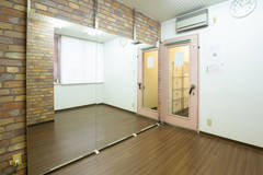 【北浦和駅3分】2名まで利用可能 ダンススタジオ