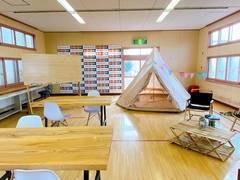 【北海道函館市  中央病院駅(函館市電)徒歩3分】【コワーキングスペース】会議室・研修室・スタディルームとして活用ができます。WIFI、テント完備(利用無料)