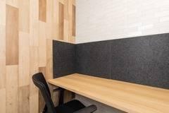 【いい部屋Space練馬店 109号室】練馬駅徒歩3分、完全個室にテレワークやWEB会議を!Wi-Fi、コンセント各個室に完備。換気対策もばっちり。