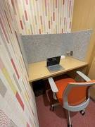 【いい部屋Space練馬店 104号室】練馬駅徒歩3分、完全個室にテレワークやWEB会議を!Wi-Fi、コンセント各個室に完備。換気対策もばっちり。