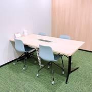 【いい部屋Space八千代店 会議室】八千代緑が丘駅徒歩5分、WEB会議可能な鍵付き個室で会議、テレワーク、仕事、勉強を!Wi-Fi無料、フリードリンクあり