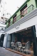 [渋谷徒歩5分] RUBIA レストランの2Fカフェスペース落ち着いた環境で能率アップ ! Wi-Fi設備有