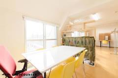 【代官山駅徒歩1分】自然光溢れる角部屋のレンタルスペース (展示会、撮影・ロケ向け)