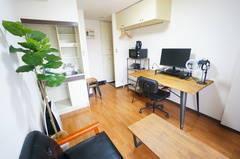 <大山ミニマルオフィス905>完全個室✨モニター/Wi-Fiあり!テレワーク/リモートワーク/Web会議,面接