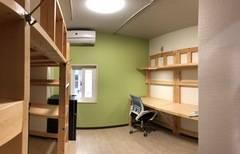 新宿早稲田駅「GH早稲田 2 0 2 号完全個室」。在宅勤務応援。コロナウイルス対策。