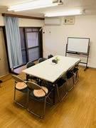 八王子駅から徒歩2分!リモートワーク、テレワークにも最適な会議室!WiFi、ホワイトボード完備!即予約可!