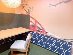 【いい部屋Space八千代店 105号室】八千代緑が丘駅徒歩5分、WEB会議可能な鍵付き個室で会議、テレワーク、仕事、勉強を!Wi-Fi無料、フリードリンクあり