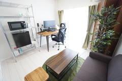 <藤沢ミニマルオフィス102>完全個室✨モニター/Wi-Fiあり!テレワーク/リモートワーク/Web会議,面接/撮影