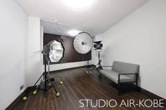 神戸最安値!レンタルスタジオ!貸ストロボアクセサリーの豊富さも関西一番!