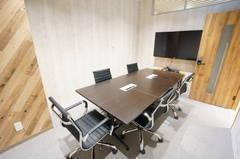 <モディコワーキング5人会議室(Meeting Room2)>静岡モディの会議室✨Wi-Fi/コンセントあり!リモートワーク/Web会議/打ち合わせ