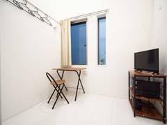 Studio G2/池袋エリアの新築アパートのワークスペースレンタル!/固定WIFI有/デスク・チェアー・テレビ等あり!