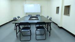 【南森町・大阪天満宮3分】33㎡で通常の倍の広さ!8人でもゆったり!会議・面接研修・Youtube撮影・多目的スペース