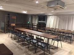 【代官山駅3分・恵比寿駅7分】セミナー・イベント・キッチンスペース N's Lounge(収容人数~50人)