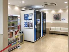 【テレキューブ】イトーヨーカドーあべの店 1F プライベートな空間で集中できる1人用の個室型ワークスペース(81-01)