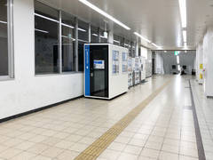 【テレキューブ】名古屋東宝ビル 1F プライベートな空間で集中できる1人用の個室型ワークスペース (87-01)