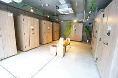 <ミニマルワークスペース南森町No.4>完全個室⭐️Wi-Fi完備!モニターあり/テレワーク/Web会議/面接