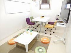 <パイナップル会議室/TeleSpace 横浜>⭐️ フルーツいっぱいな多目的スペース、角部屋 ⭐️ 高水準設備