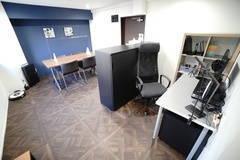 <築地ミニマルオフィス>⭐️OPEN SALE⭐️完全個室/モニター/Wi-Fiあり!テレワーク/リモートワーク/会議/商談