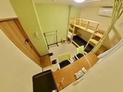 新宿早稲田駅「GH早稲田 1 0 1 号完全個室」。在宅勤務応援。コロナウイルス対策。