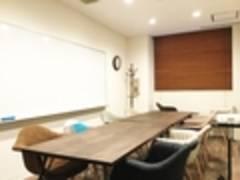 【御茶ノ水5分・秋葉原7分】秋葉原・御茶ノ水のおしゃれな完全個室会議室 無料Wi-Fi,大型ホワイトボード,Freeドリンク完備