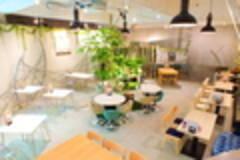 吉祥寺駅から徒歩5分!落ち着いた大人のデザイナーズカフェで簡単な打合せやマンツーマンレッスンの場所としてご利用ください。