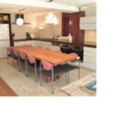 南青山/本格機材の揃うキッチン&ダイニングスペース(キッチンご利用プラン)