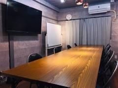 スペース『Pitto』池袋店 会議・打ち合わせ・ワークショップ・面接・撮影など使い方はあなた次第。