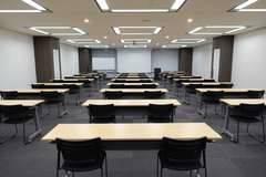【神田最安値】145㎡・48名収容・キレイで清潔感のあるセミナールーム