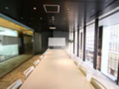【銀座・有楽町】駅直結!ガラス張りのお洒落なroom H【メルサGinza2内】