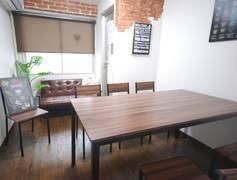 ★WiFi無料サービス★1階がコンビニで、ソファーもある完全個室の会議室【JR恵比寿西口徒歩1分!】