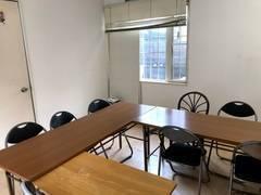 我孫子市天王台 1階教室スペースの写真