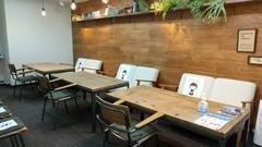 【駅徒歩1分・備品無料・Wi-Fiあり】カフェ風 おしゃれな会議室 テレワーク利用可 銀座ユニーク GINZA Room【東銀座・銀座・有楽町・東京】