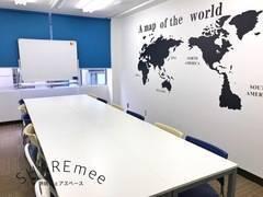 神田超駅近★ゆったり・清潔16名規模までのプレゼンにも対応した貸し会議室★日当たり良く撮影にも最適