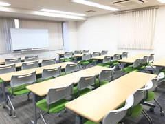 テレワーク・サテライトオフィスに最適!神田第1会議室 (30名収容)