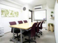 【恵比寿1分★パンダ's Room】明るく清潔・おしゃれ・WiFi ♪プロジェクター無料継続中!オカムラ製ホワイトボード!