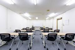 【東京駅0分・八重洲地下街直結】ワンコインB会議室 最大24名 無料Wi-Fi