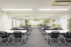 【東京駅0分・ヤエチカ直結】格安セミナールーム 〜最大50人収容 Wi-Fi完備