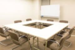 【赤坂駅3分】24H年中無休!落ち着いた完全個室貸し会議室(標準8名/最大12名)