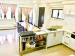 麻布十番駅 徒歩30秒♪ 便利なキッチン付レンタルスペース STUDIO L'orange 麻布十番【完全禁煙】