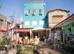 【大阪市動物園前駅徒歩5分】アートな空間の中にある庭で様々な催し物に最適です。BBQにも!
