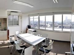 平日1時間1000円・中野駅 徒歩4分:完全独立タイプの貸し会議室-502号室