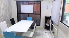 【大井町駅徒歩3分】完全個室 貸会議室C(通常6名)