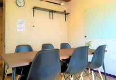 【五反田駅2分】⭐️エリア内の利用者数No,1獲得⭐️プロジェクター・Wi-Fi・充電器などを完備・モーツァルト会議室