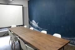 【代官山徒歩2分】オシャレな完全個室会議室