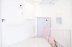 【大阪】優しいホワイトな空間!どこにもない「フォト・ワンダーランド」coccopalace 3F 貸しスタジオプラン(スチール撮影)
