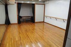 オルタナスタジオ 阿佐ヶ谷にある多目的レッスンスタジオ
