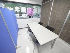 仙台駅徒歩8分 パーテーション仕切り(4名)B