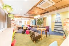 【神田駅徒歩2分】Connect-Lounge神田 コワーキングスペース