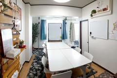 ⭐臨時オープン⭐スカイツリーが見える中野駅2分・全面窓の換気バツグン⭐テレワーク・会議・勉強会・パーティー9階
